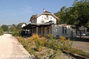 Bahnhof Letten