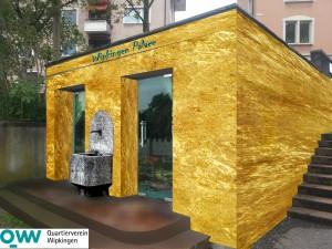 Wipkingen-Palace-Studie-in Gold