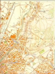 Wipkingen Plan 1929 Klein